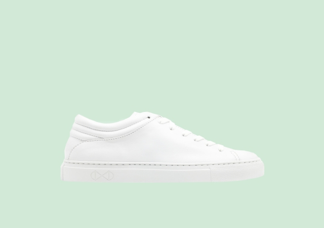 nat-2 Sleek Low all white