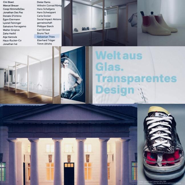 nat-2 Welt aus Glas Transparentes Design Wilhelm Wagenfeld Stiftung