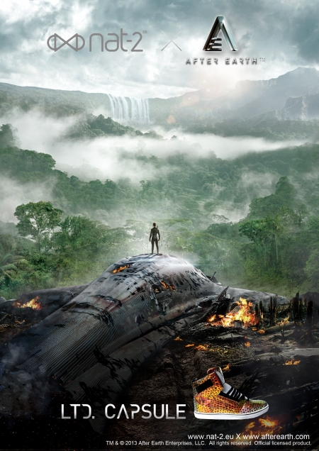 nat-2 X After Earth movie nl
