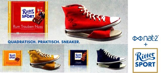 nat-2 x Ritter Sport Sneaker - Kopie