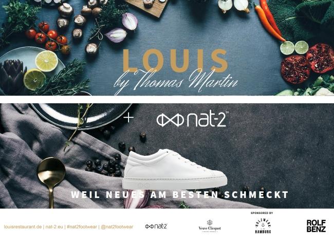 nat-2 x Louis Restaurant