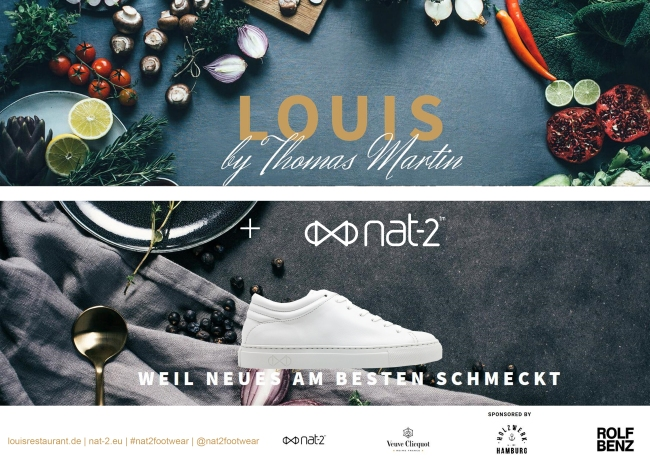 nat-2 x Louis Restaurant
