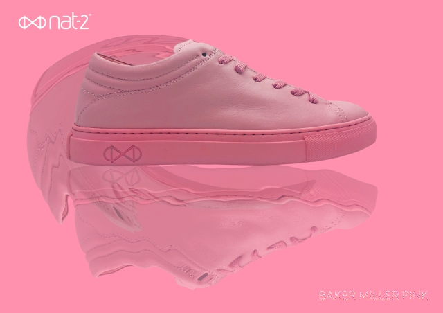 nat-2 Sleek baker miller pink sneakers (4)