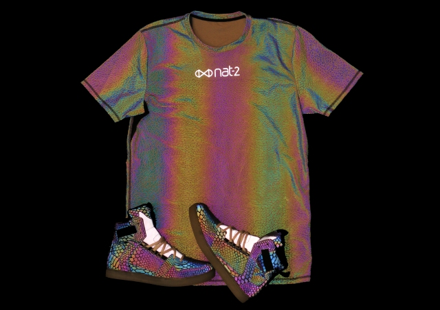 nat-2 iridescent reflective shirts Kopie