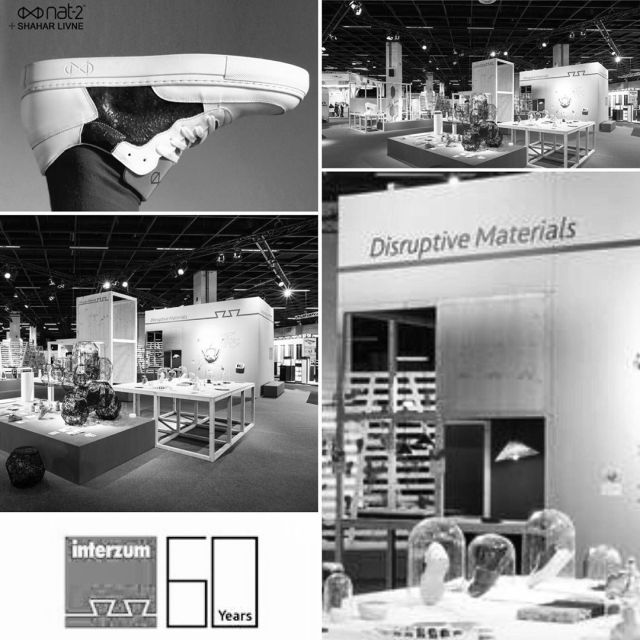 nat-2 Interzum Disruptive Materials
