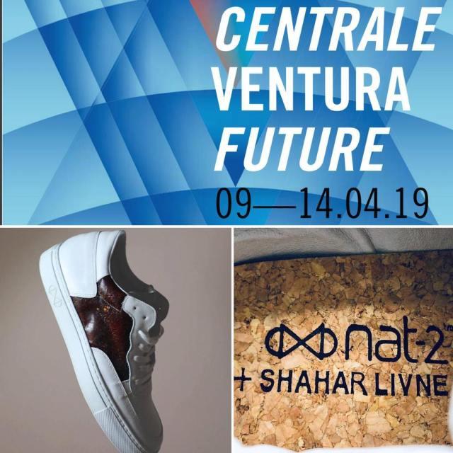 nat-2 Milan Design Week Torona Ventura Centrale Future Shahar Livne blood sneaker (1)