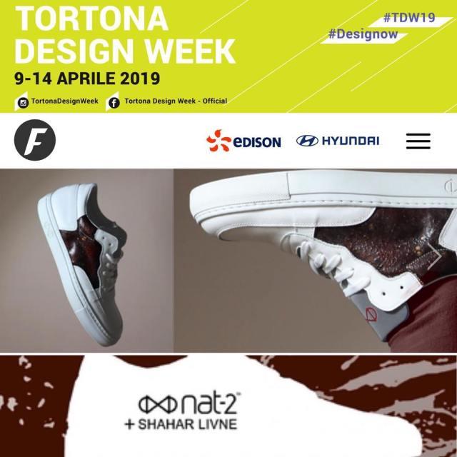 nat-2 Milan Design Week Torona Ventura Centrale Future Shahar Livne blood sneaker (2)