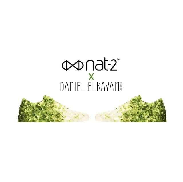 nat-2 x Daniel Elkayam algae sneakers (2)
