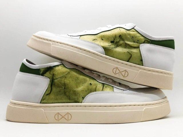 nat-2 x Daniel Elkayam algae sneakers